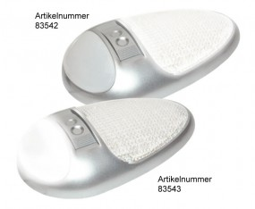 Ovalis extra Aufbauleuchte 12 Volt 39 LED