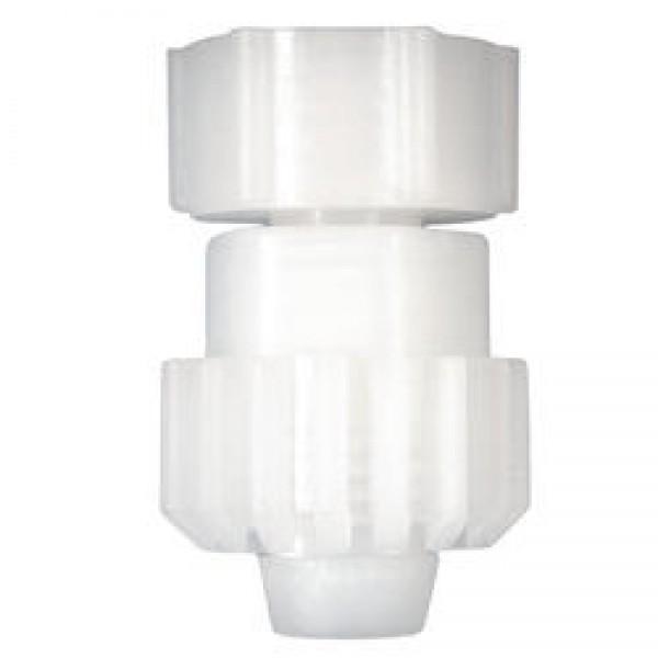 Adapter 3/8 Zoll auf X-Fix mit Muttern für Comet Wasserversorgungssystem X-Fix