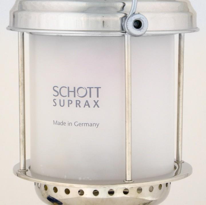 Petromax 500 Verschleißteile Glas matt