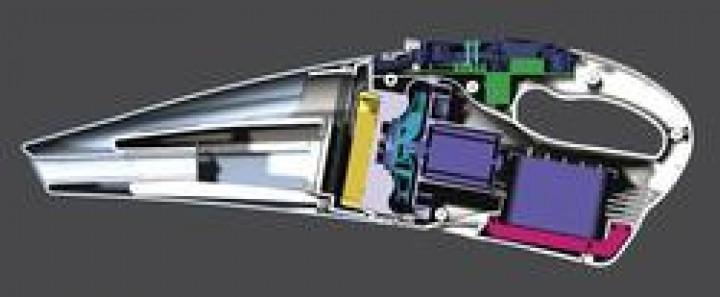 DirtTamer® Supreme Akkustaubsauger