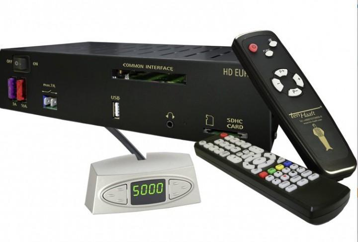 Sat-Anlage CARO Digital HDTV MA