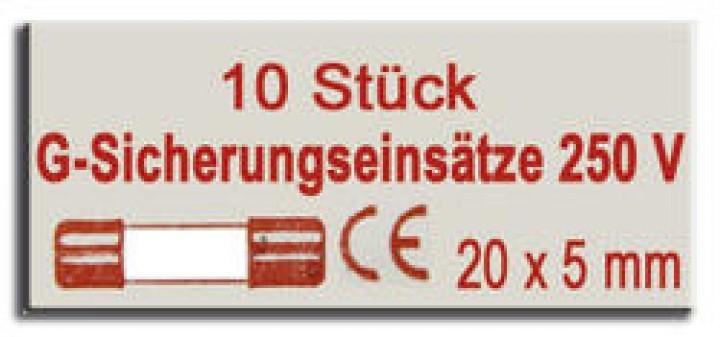 Sicherung 10 A 10er Pack