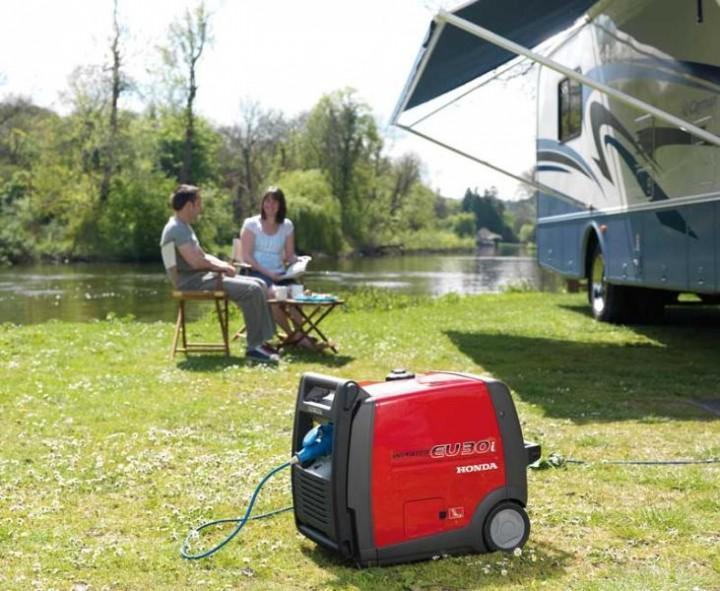 stromerzeuger honda eu 30i camping outdoor zubeh r. Black Bedroom Furniture Sets. Home Design Ideas