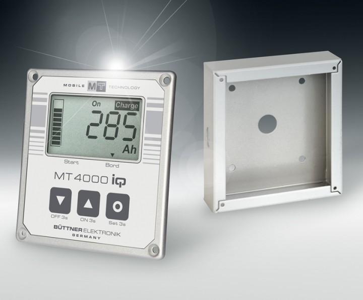 MT 4000 iQ Batterie-Computer mit 100 A-Shunt