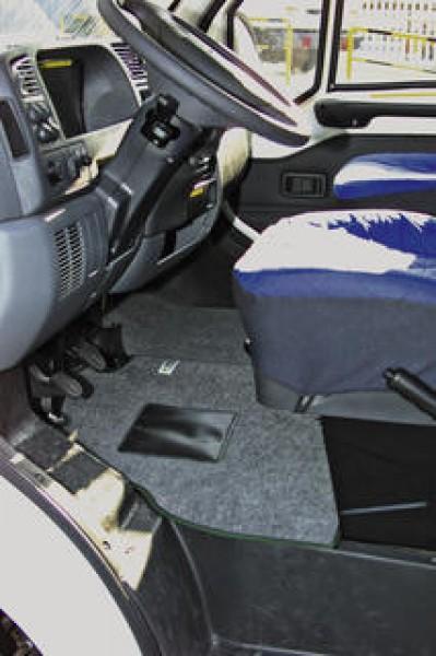 FahrerhauskabinenTeppich de Luxe  Ford Transit ab 200