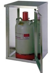 Gas-Flaschen-Schrank -für 2 Flasche 11 kg