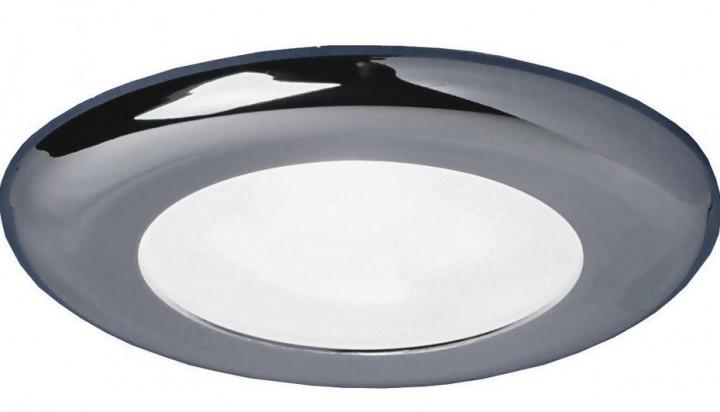 LED Einbauspot Nova chrom ohne Schalter 12 Volt