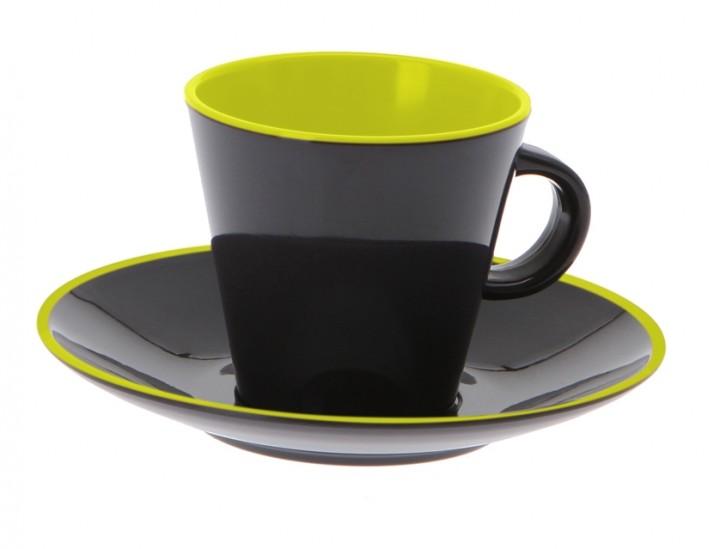 Gimex Espresso-Set lemon