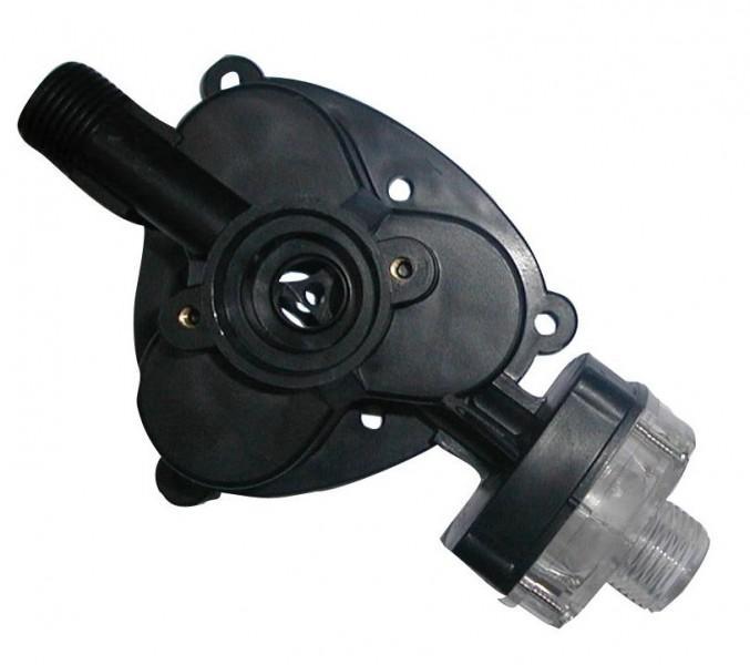 Ersatzteile für Superflusso /Aqua 8 -Pumpe Pumpenkopf