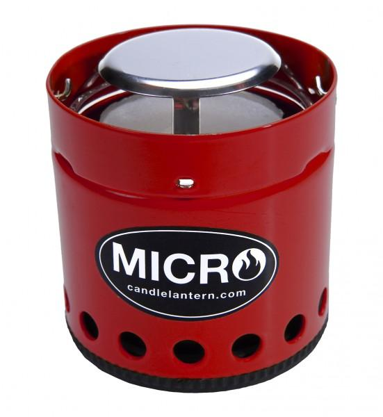UCO Kerzenlaterne 'Micro' rot