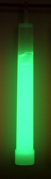 Knicklicht, 15 cm grün