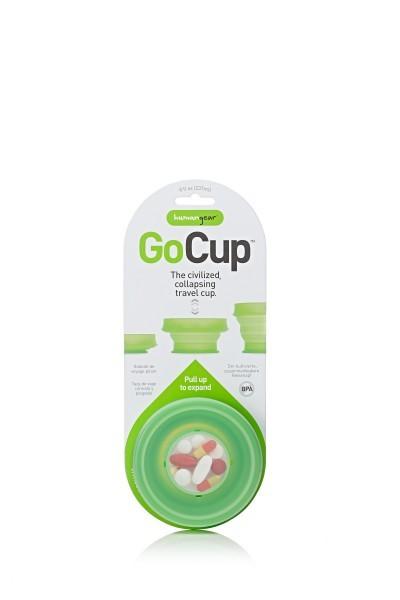 humangear 'GoCup' 237 ml, grün