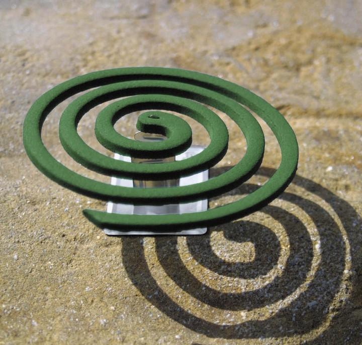 Moskitospiralen 10 Spiralen
