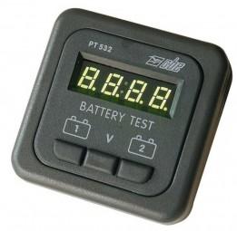 CBE Batterietester PT 532 grau