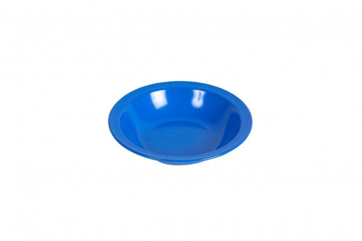 Waca Melamin, blau Teller tief Ø 20,5 cm