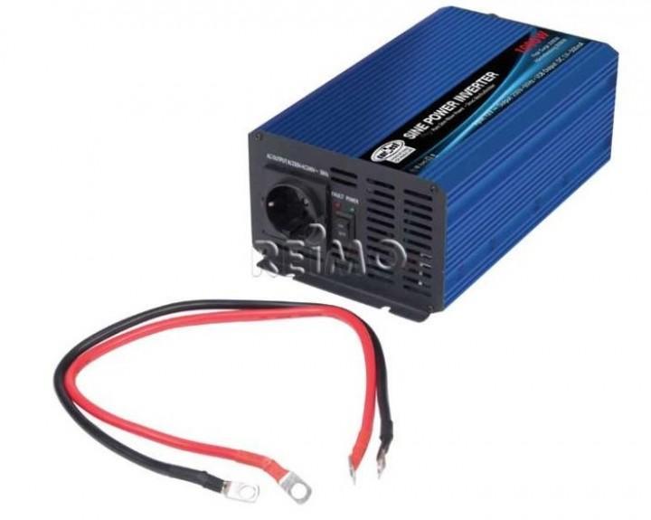 Carbest Wechselrichter 12 Volt sinus 1000 W