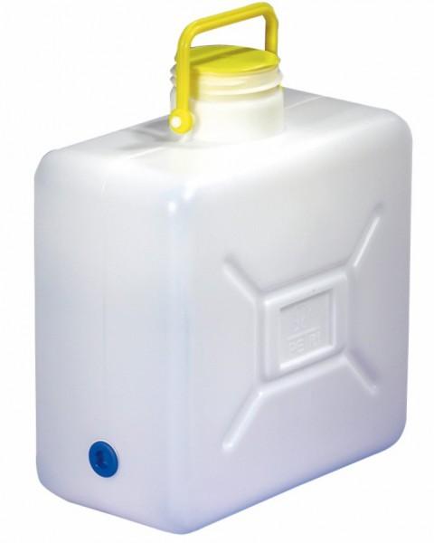 Weithalskanister DIN 96 mit Bügelgriff 16 Liter
