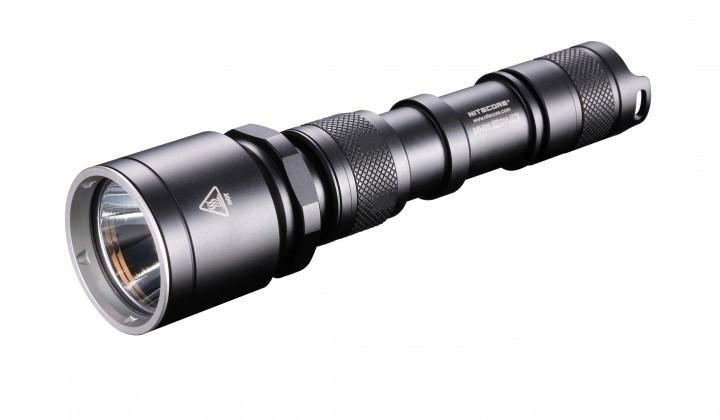 NiteCore LED Taschenlampe MH Modell 25