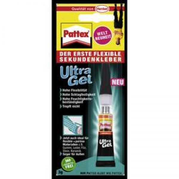 Pattex Ultra Gel 3 g
