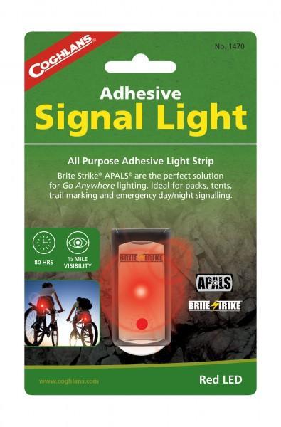 Coghlans Signal Light Klebe LED rot