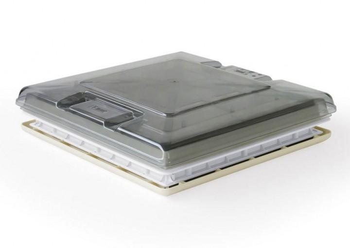 Fiamma Dachhaube 50 x 50 cm crystal