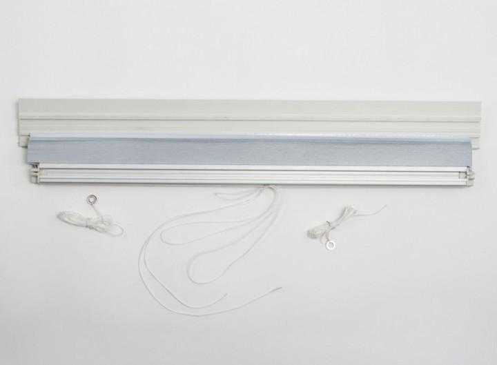 Remis Plisseerollo 600 x 600 für Remi Top II