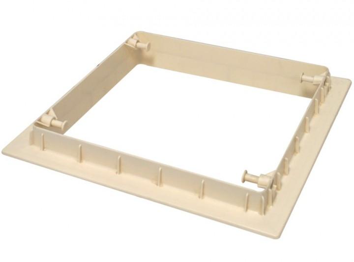 Hartal Rahmenoberteil für Dachhaube 280 x 280 mm