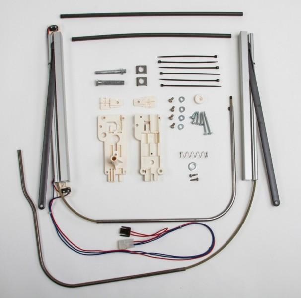 Remis Antriebsmechanik für elektrische Haube REMIstar