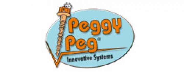 Peggy Peg Schraubhering klein 12-er Set 12 cm