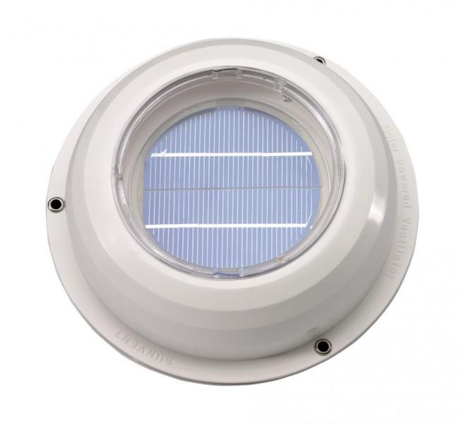 Solar-Ventilator
