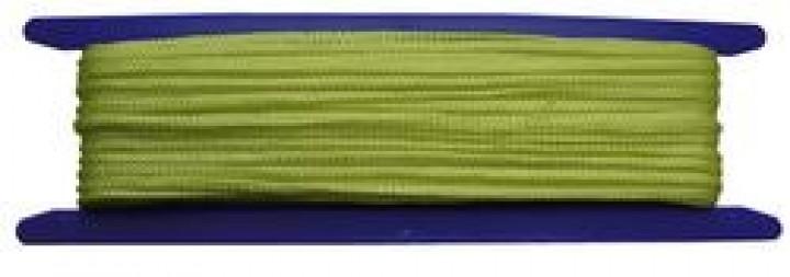 Abspannleine Zeltspannleine 4 mm neongelb 20 m