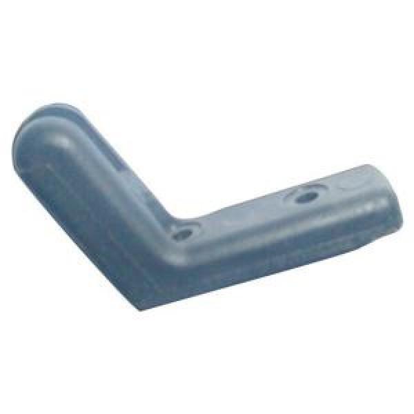 Polyplastic Winkel für Aussteller schwarz