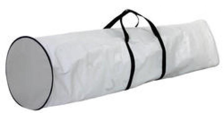 Packsack für Zeltgestänge 160 x 40 cm Hellgrau
