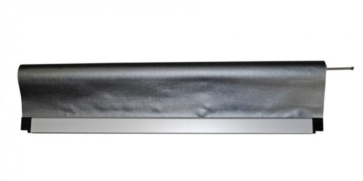 Ersatzteile für HEKI 1 - Verdunkelungsrollo grau