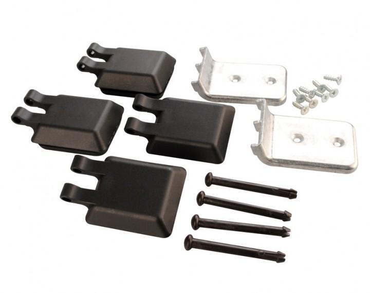 Ersatzteile für MIDI-HEKI - Scharnier mit Montageteilen