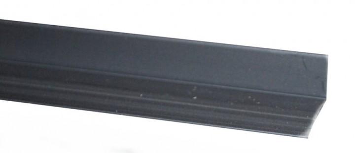 Gleitprofil schwarz für S3 und S4 Fenster