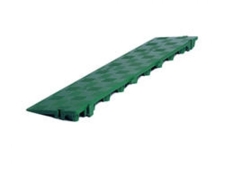 Clippy - Zubehör - Längsrampe für Clippy Bodenrost 500 x 120 x 25/5 mm königsblau