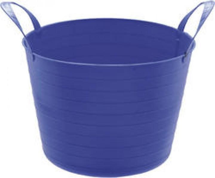 Flexi-Tub 27 Liter blau-flieder