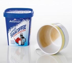 Fleckenentferner für Tee und Kaffee