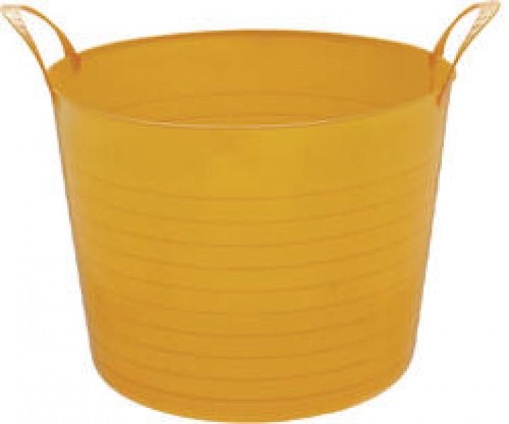 Flexi-Tub 27 Liter orange