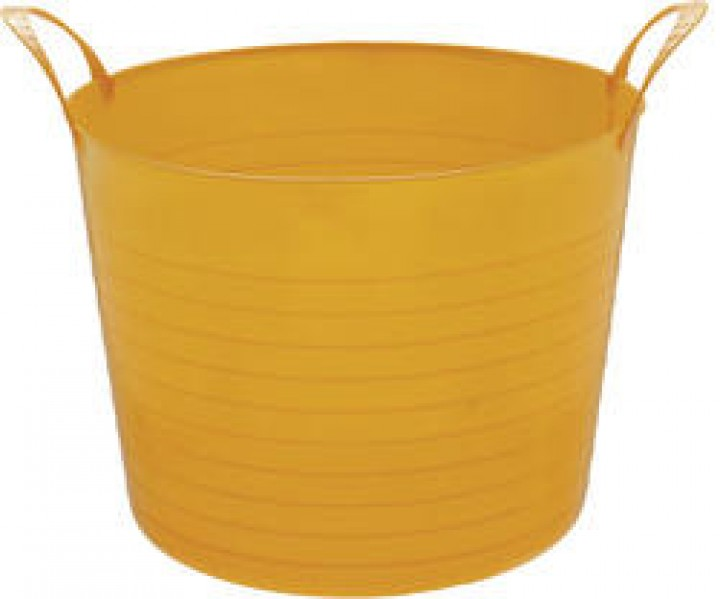 Flexi-Tub 27 Liter orange