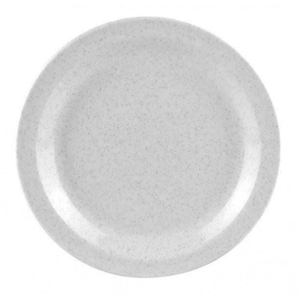 Dessertteller Granit uni