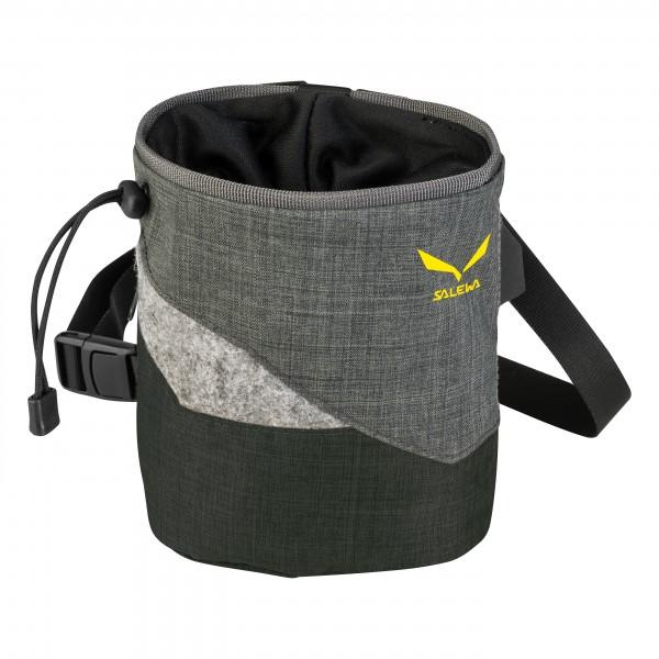 Salewa Chalk Bag 'Horst' schwarz