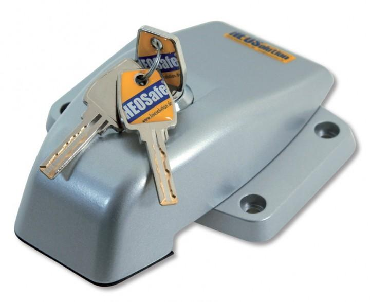HEOSafe Van Security Paket Fiat Ducato 250 grau silber