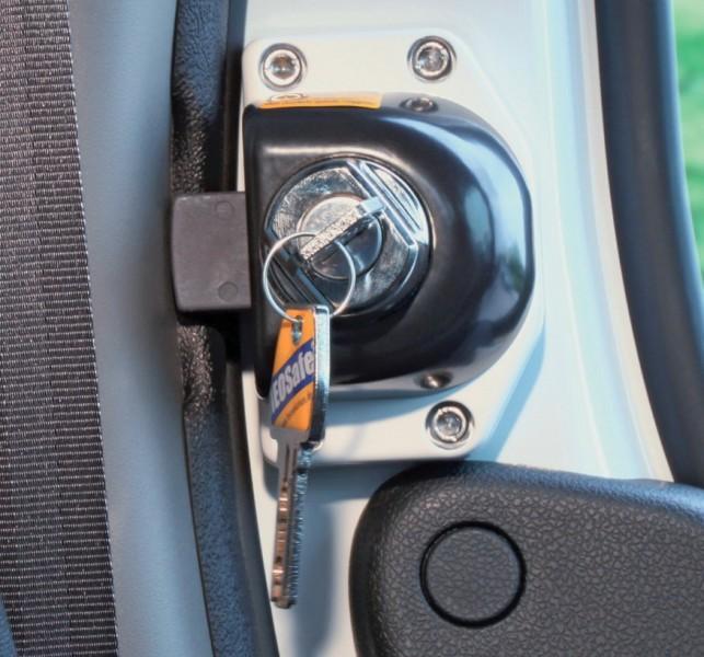 Heosafe für Renault Master, Opel Movano, Nissan NV 400 ab Bj. 2010 abschließbar