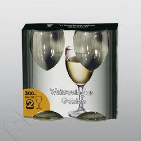 Weißweinglas Amato 300ml 2er Set