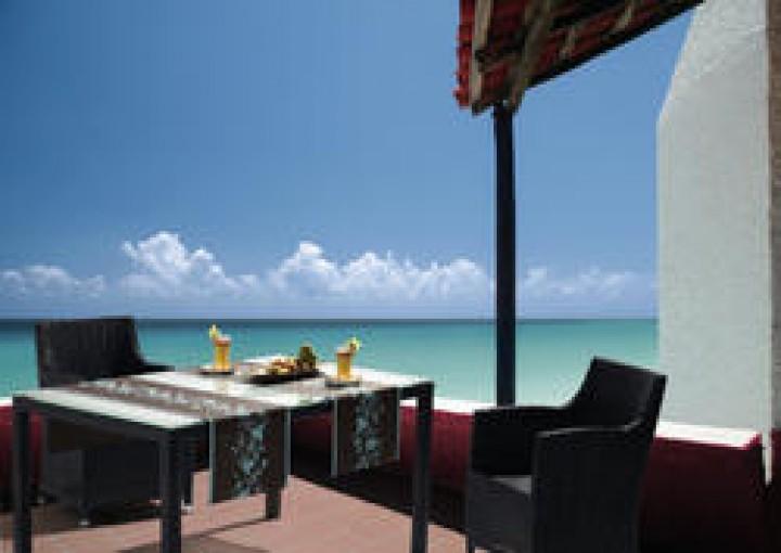 Tischläufer Miami 40 x 150 cm olive/mocca