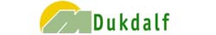 Dukdalf Fußauflage Fusion silber anthrazit