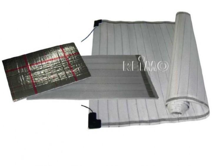 Wärme-Folie Thermo-Wall Plus 12 Volt 60x100 cm
