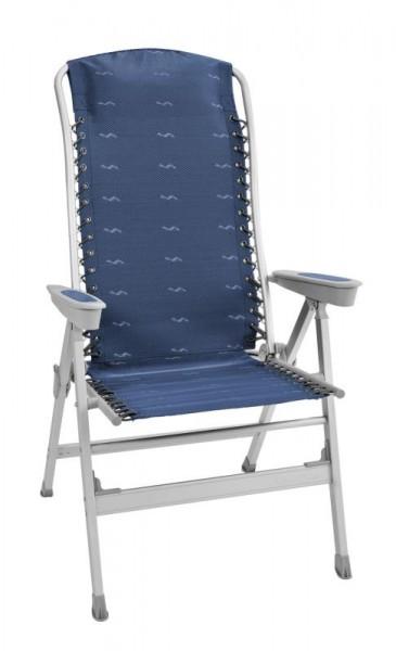 Alu Klappstuhl Kerry Terraza blau